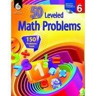 50 Leveled Math Problems Level 6 (50 Leveled Problems for the Mathematics Classroom)