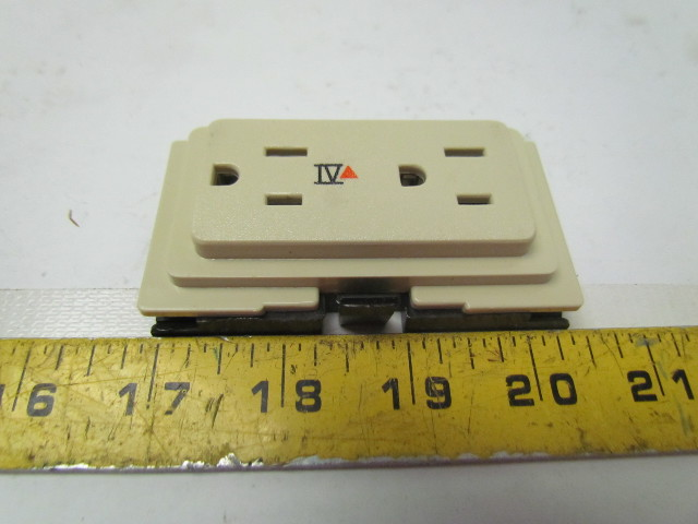 Byrne Be08065a4k Manufactured Wiring System Double Electric Outlet