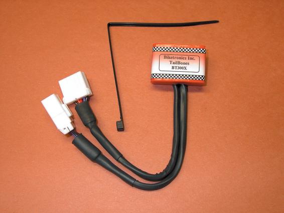 Biketronics Inc 12V Plug And Play Lighting Control Module 04-13 Harley Sportster