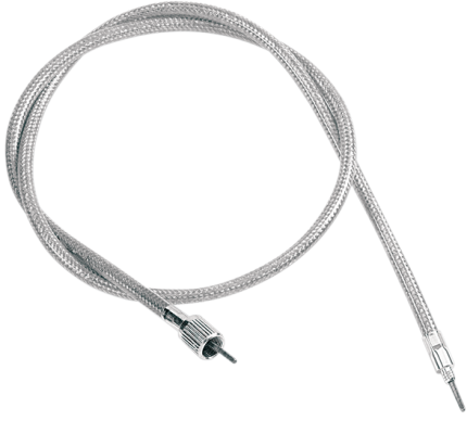 """Drag Specialties Stainless 40"""" Speedo Cable Harley 80-95 Flht Fltc Touring"""