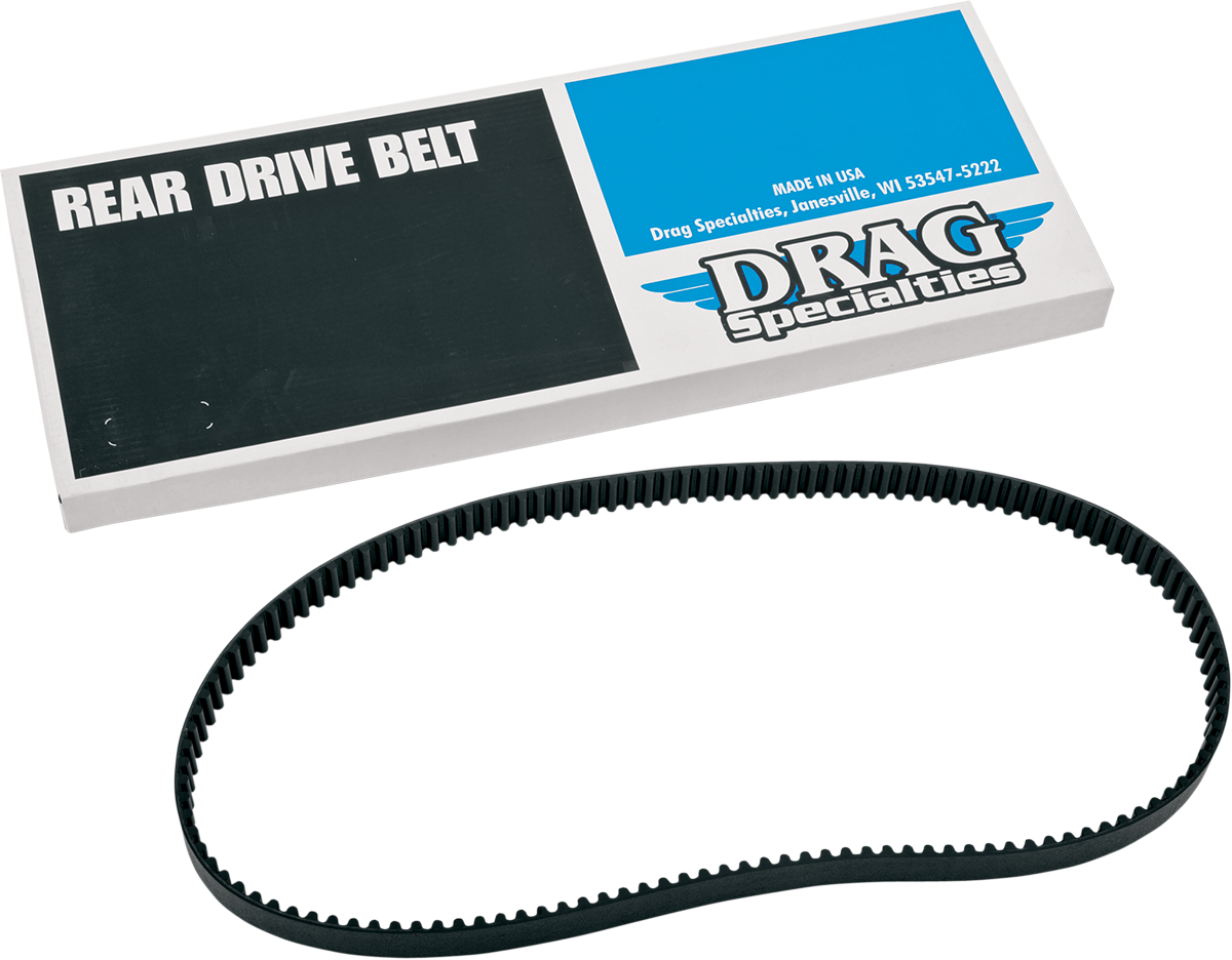 drag specialties 136 tooth drive belt 04-06 harley davidson sportster xl 1  1/