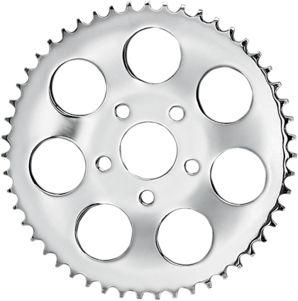Drag Specialties Chrome 47 Tooth 530 Rear Sprocket 73 99 Harley