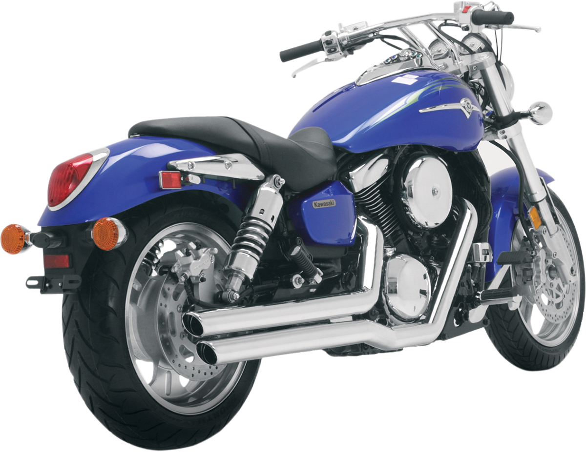High Quality Blue Motorcycle Cover For Suzuki VZ1600 Marauder