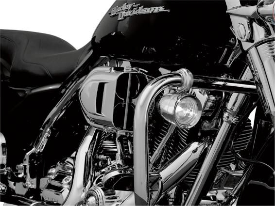 Kuryakyn Chrome 3 Quot Universal Engine Guard Motorcycle