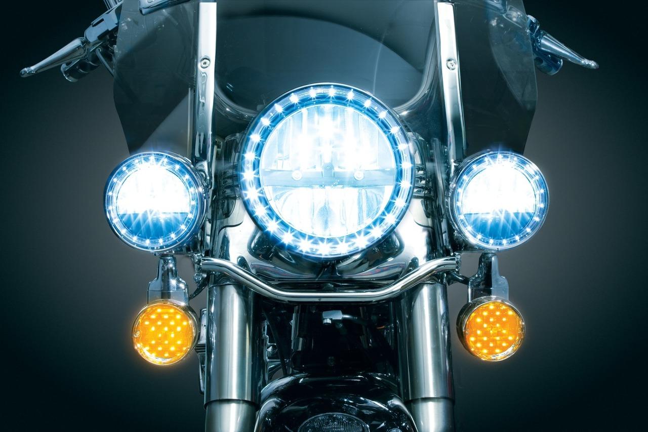 Kuryakyn LED Front Turn Signal Inserts 5472