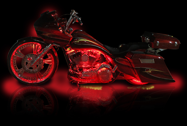 Custom Dynamics Magicflex 2 Red Led Accent Lighting 12