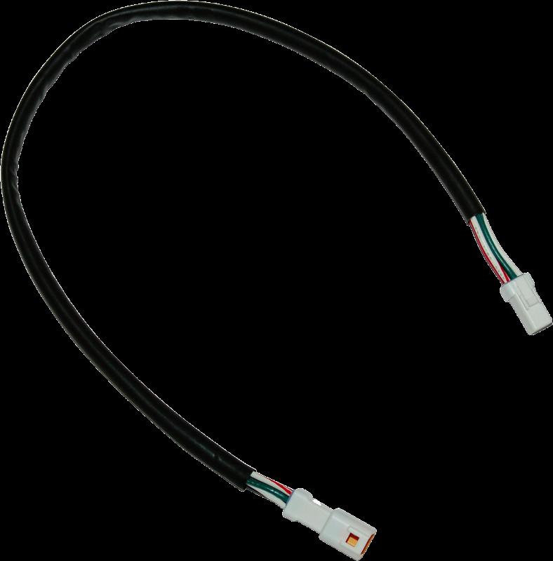 Namz +15 TBW Handlebar Wire Extension Harness Kit 16-19 Harley Dyna Handlebar Wiring Harness Extension on