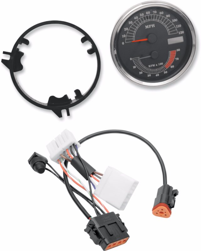 Harley Odometer Wiring Harness on