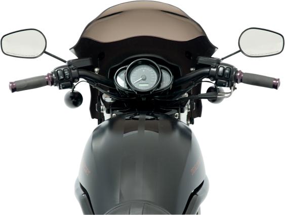 Memphis Shades HD Night Rod Bullet Fairing for 07-11 Harley Davidson