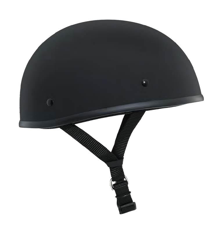 Lightweight Motorcycle Helmet >> Akoury Flat Black Small Boss Dot Light Weight Motorcycle Half Helmet For Harley