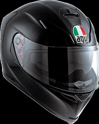 Agv Unisex Gloss Black K5 Full Face Motorcycle Riding Street Racing Helmet
