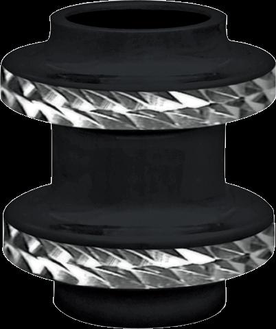Covingtons Black Heel Shift Eliminator for 85-19 Harley Touring Softail FLHX