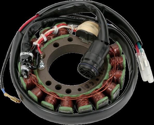 Ricks Motorsport Electrics 21-601 Alternator Stator 86-87 Honda TRX350 FourTrax