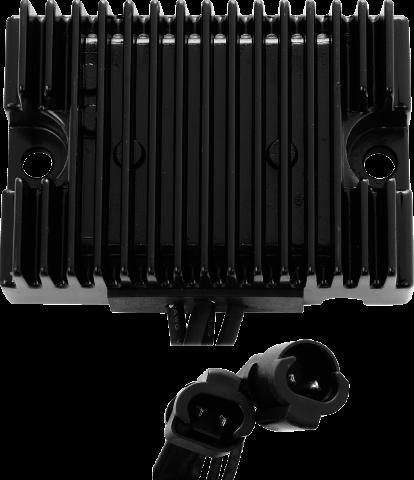 Drag Specialties Black 32A 12V Motorcycle Regulator 07-08 Harley Sportster XL