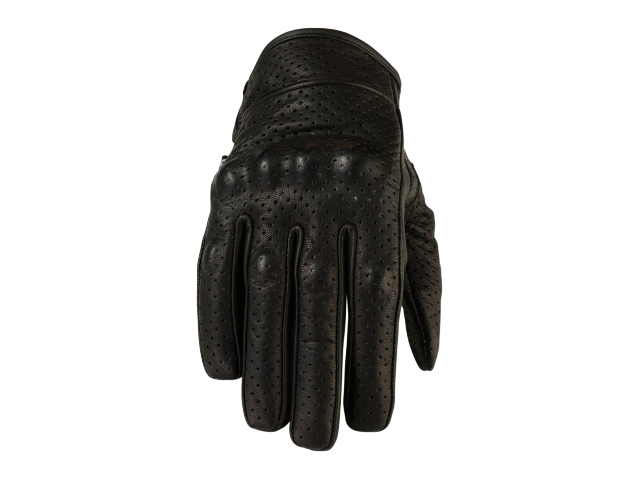 Z1R Womens 270 leather motorcycle biker street gloves