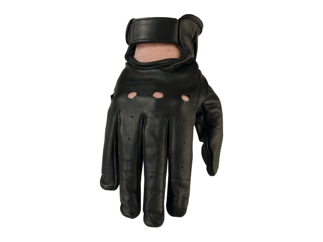 Z1R Womens 243 Leather Motorcycle Biker Street Glove