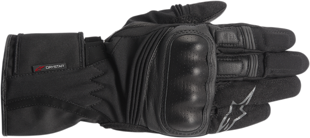 Alpinestars Valparaiso Drystar leather waterproof armored motorcycle gloves