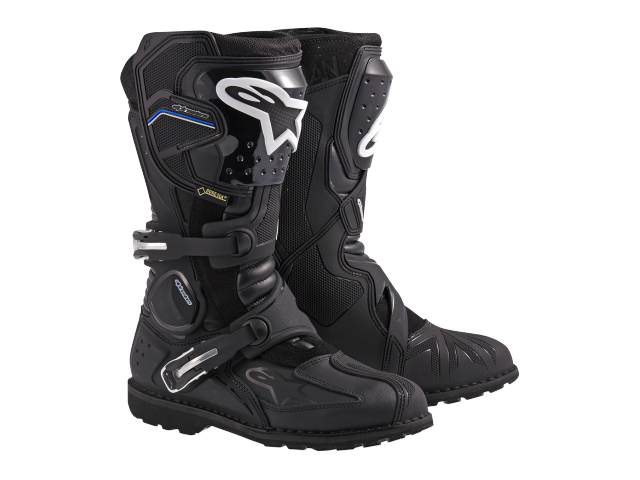Alpinestars Toucan Leather & Gore-Tex Waterproof Motorcycle Street Riding Boots