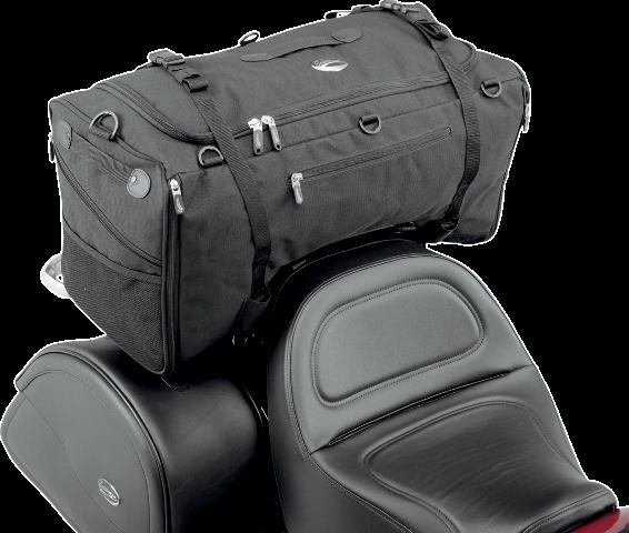 Saddlemen Black Textile TS3200 Deluxe Sport Motorcycle