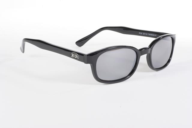 KD's 12 Pairs Silver Mirror Lens Old School Biker Sunglasses