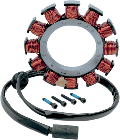 Drag Specialties 22A 12V Motorcycle Stator 91-06 Harley Sportster XL XL 883 1200