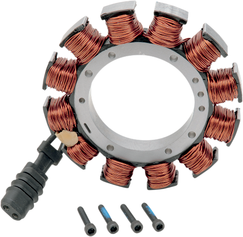 Drag Specialties 32A 12V Motorcycle Stator 89-00 Harley Dyna Softail Touring FXR