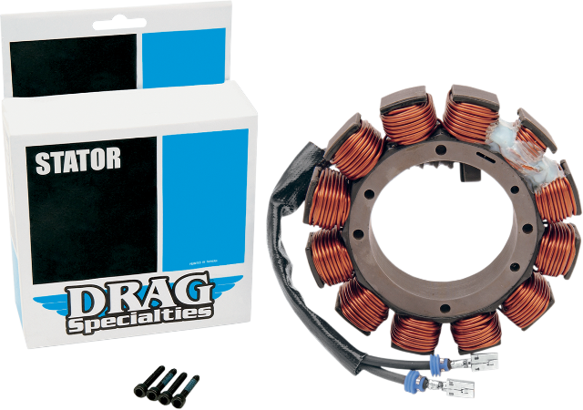 Drag Specialties 19A 12V Motorcycle Stator L84-90 Harley Sportster XLH XLS