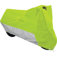 Nelson Rigg Yellow & Sliver Waterproof Motorcycle Full Cover Harley Large