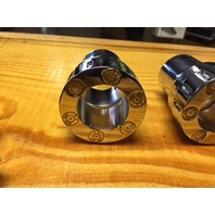 Pair Of JT's Cycles Exhaust  Tips Genuine .308 Caliber Bullets Harley Xl Fxd Fxr