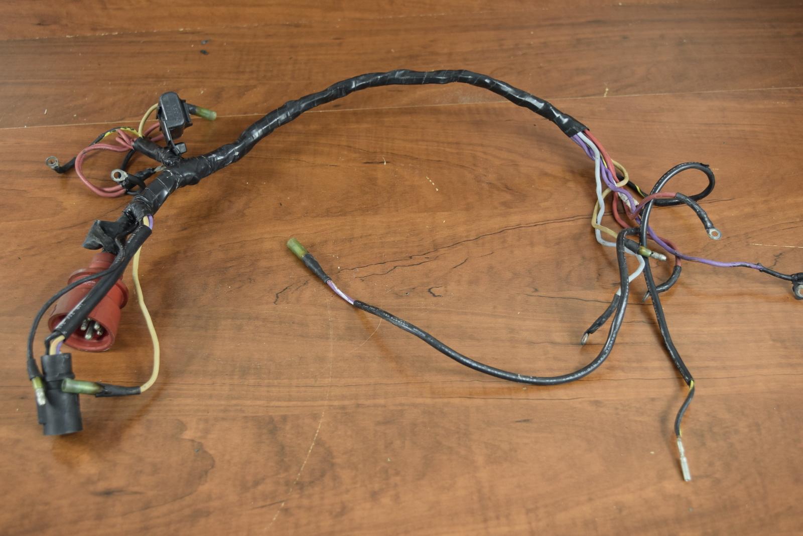 evinrude wire harness 1992 1995 johnson evinrude motor cable wire harness 584686 0584686  1992 1995 johnson evinrude motor cable