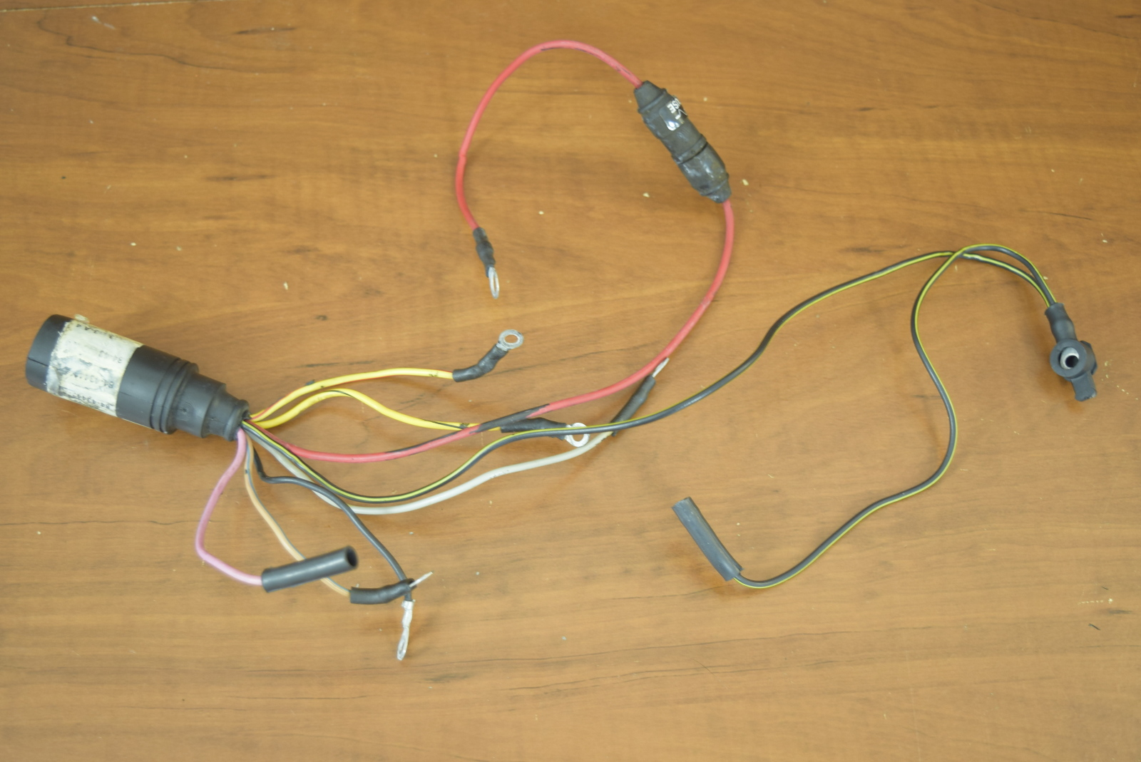 1988-1993 Mercury Mariner Wiring Harness 84-43443A3 43443A3 100 115 HP  Inline ...