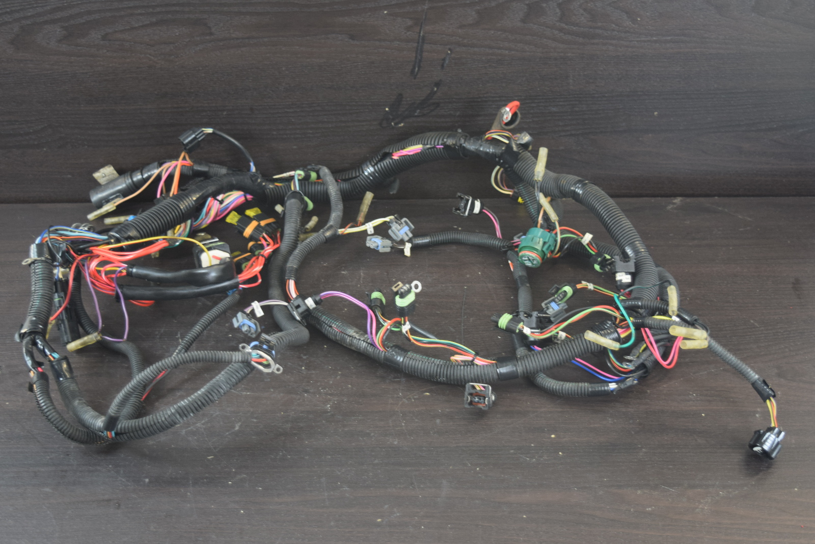1998 Mercury Mariner Wiring Harness Assembly 850385A2 200 225HP DFI V6 3.0L  ...