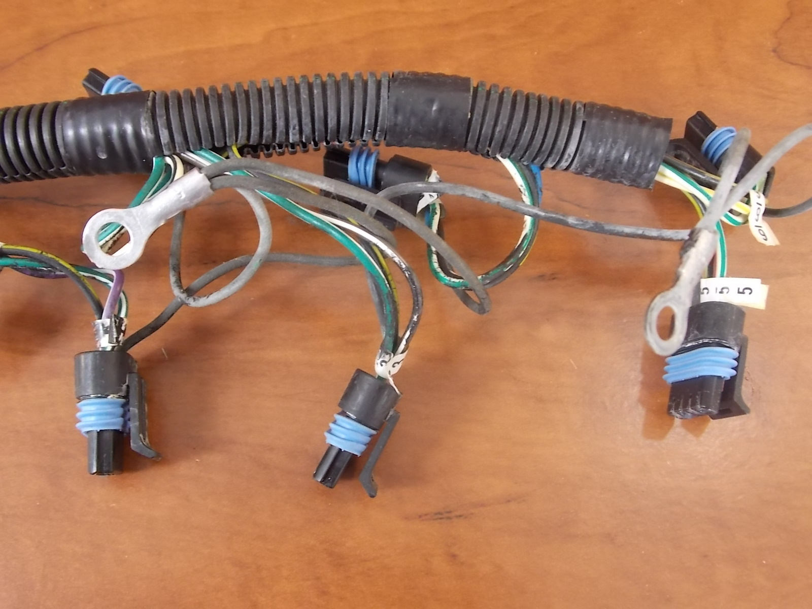 2005 Mercury Mariner Wiring Harness Great Installation Of Outboard Diagram 2000 Cdm 857163t1 135 140 Jet Rh Southcentraloutboards Com Tachometer