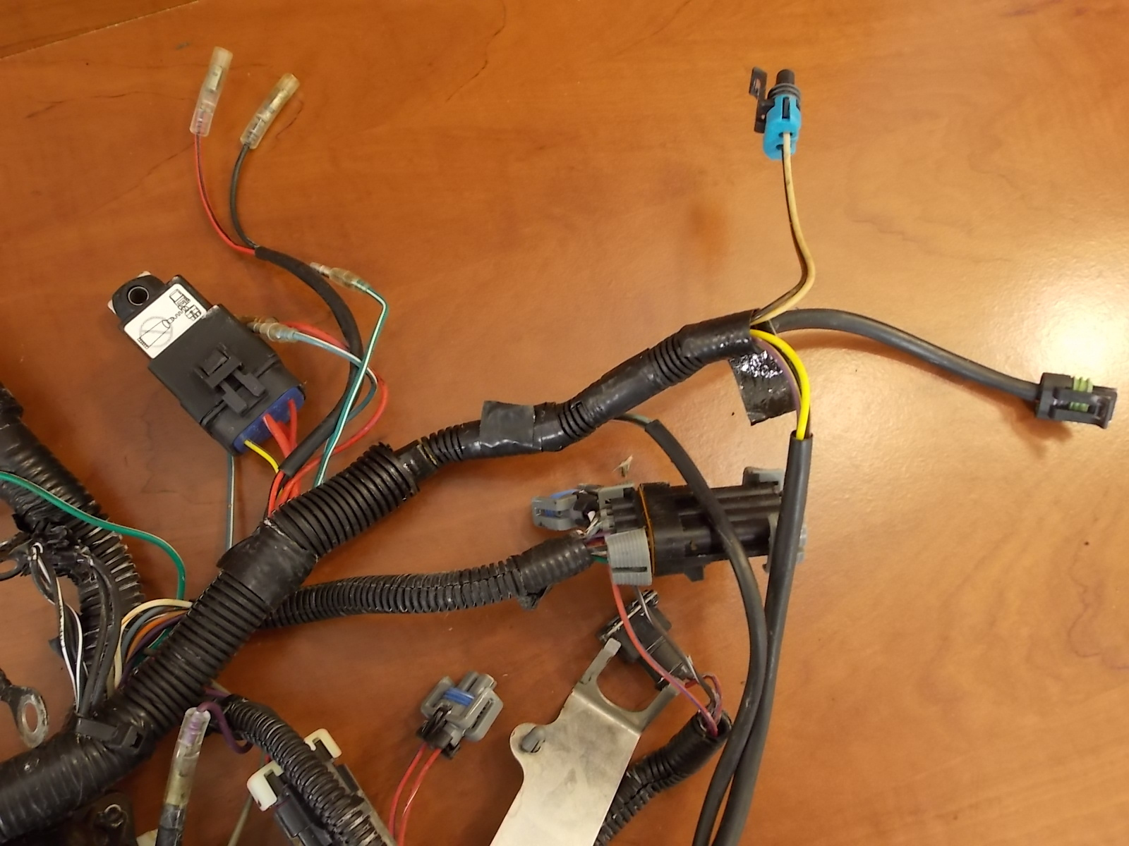 Mercury Optimax Wiring Harness Just Another Diagram Blog Outboard 2004 2005 880193t03 75 90 115 Hp 1 5l Rh Southcentraloutboards Com