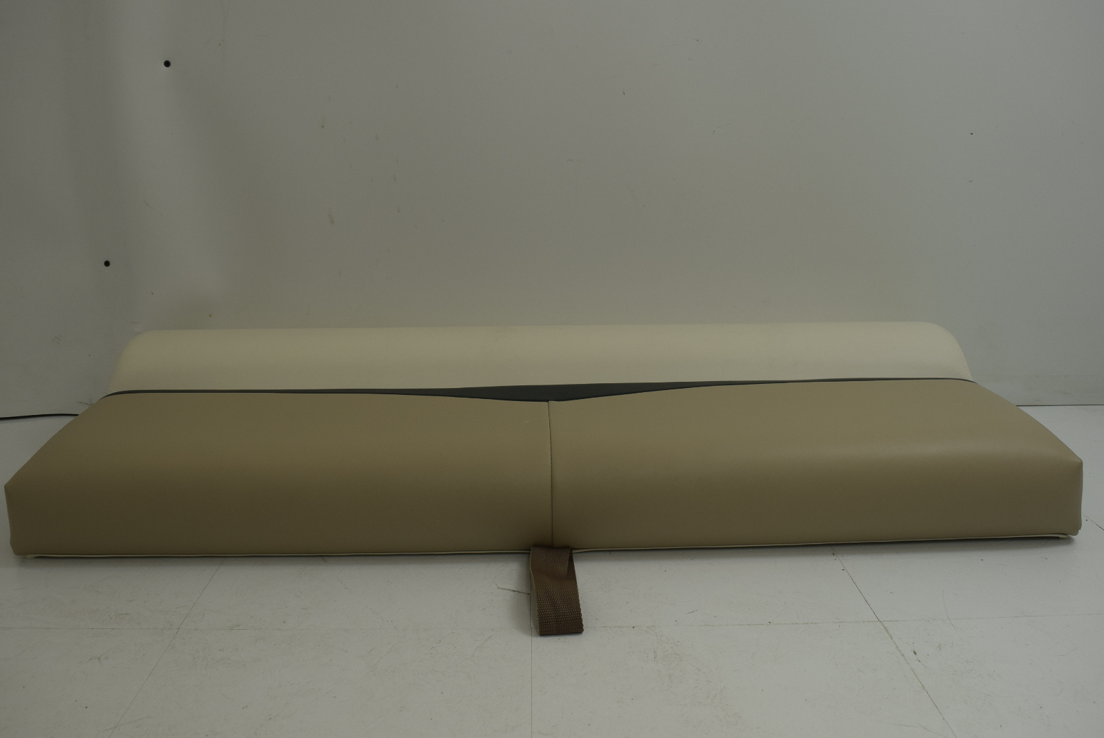 Pontoon Triton Boat Seat 250 LX 2001 Beige/Hunter Green/Cream
