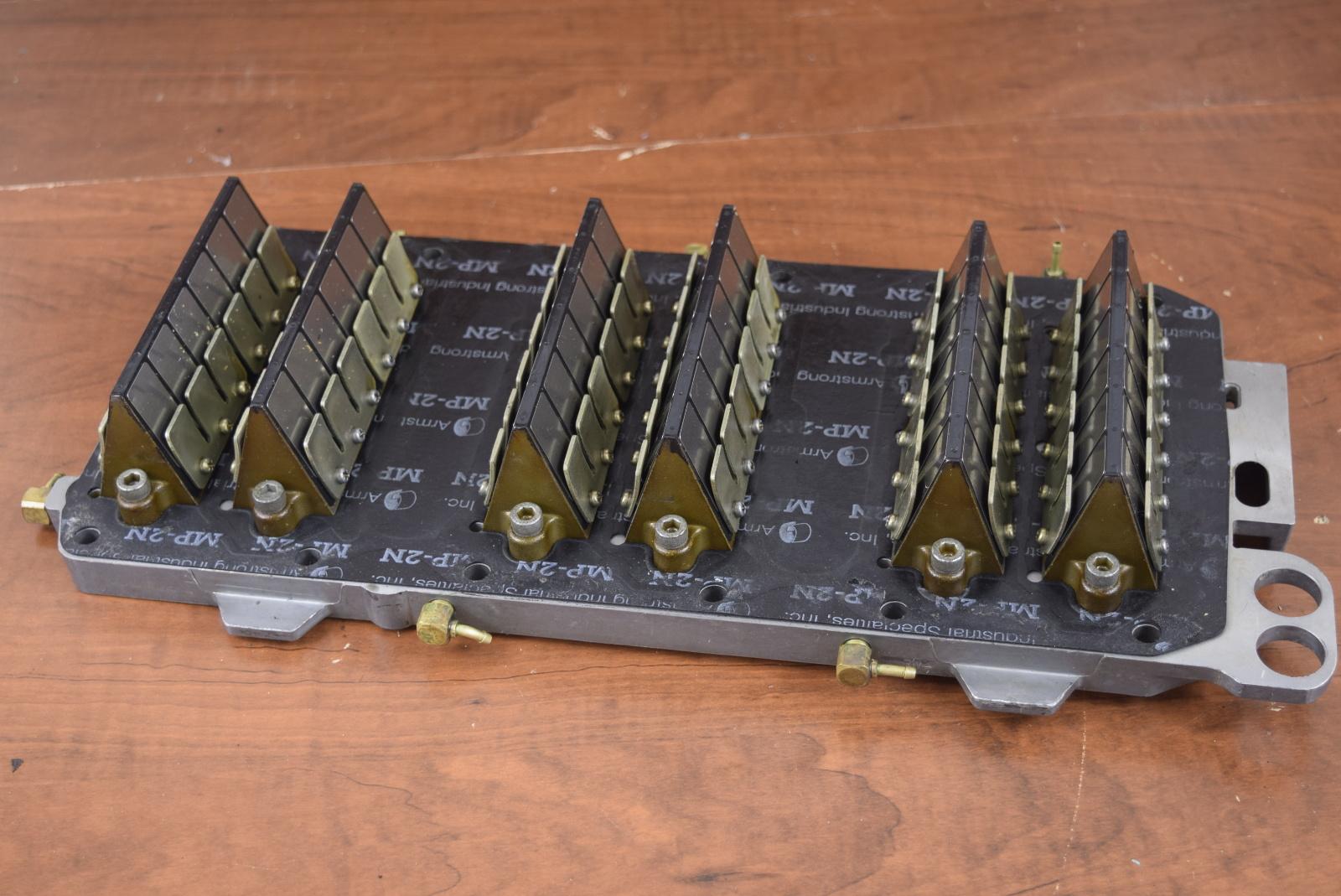 Mercury & Mariner Adaptor Plate & Reed Block 858541T1 828623T 2000-01 200  225 HP