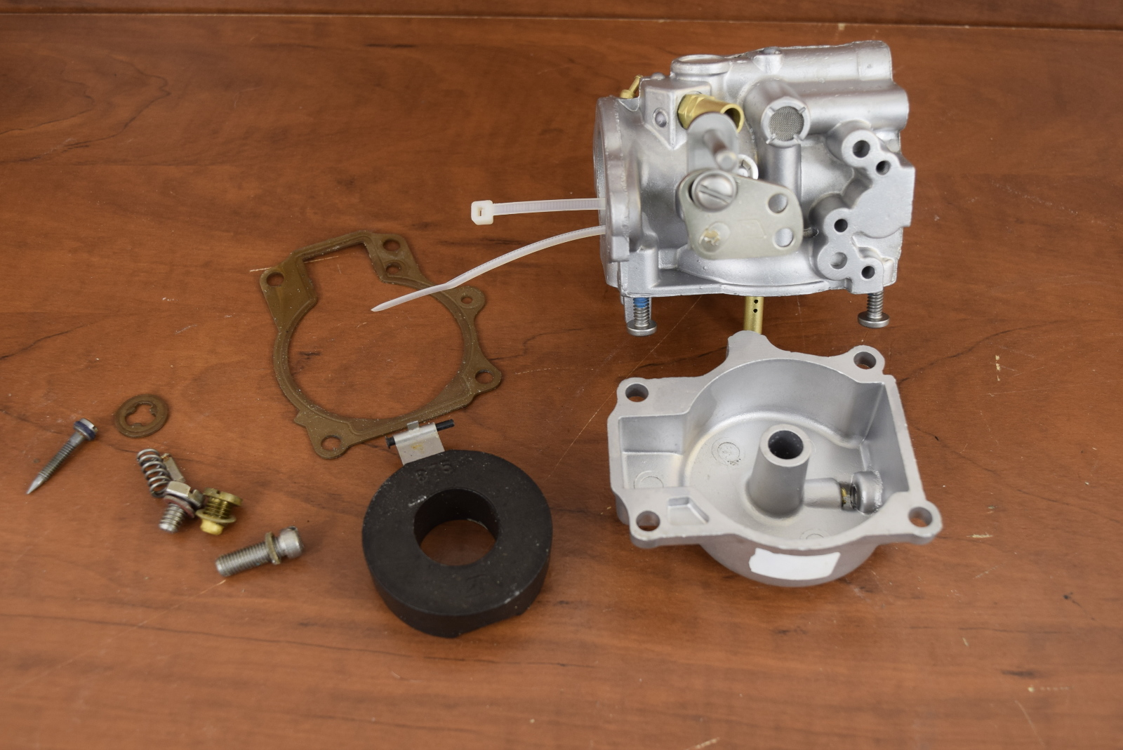 REBUILT! 1991-1992 Johnson Evinrude Carburetor 433237 C# 433236 60 70 HP