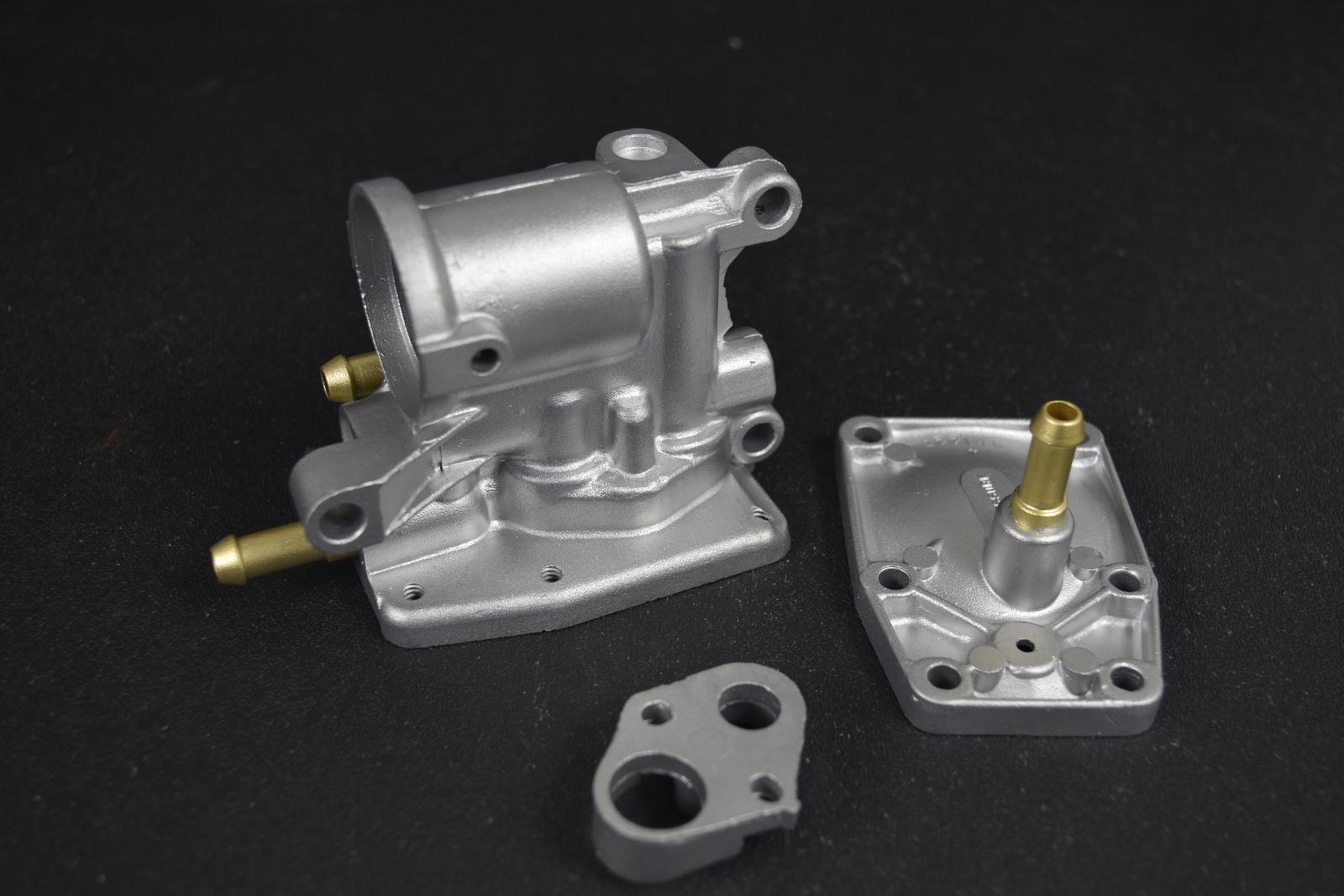 REBUILT! 1958-1964 Johnson Evinrude Fuel Pump NO Bowl 379480 377113 35 40  50+ HP