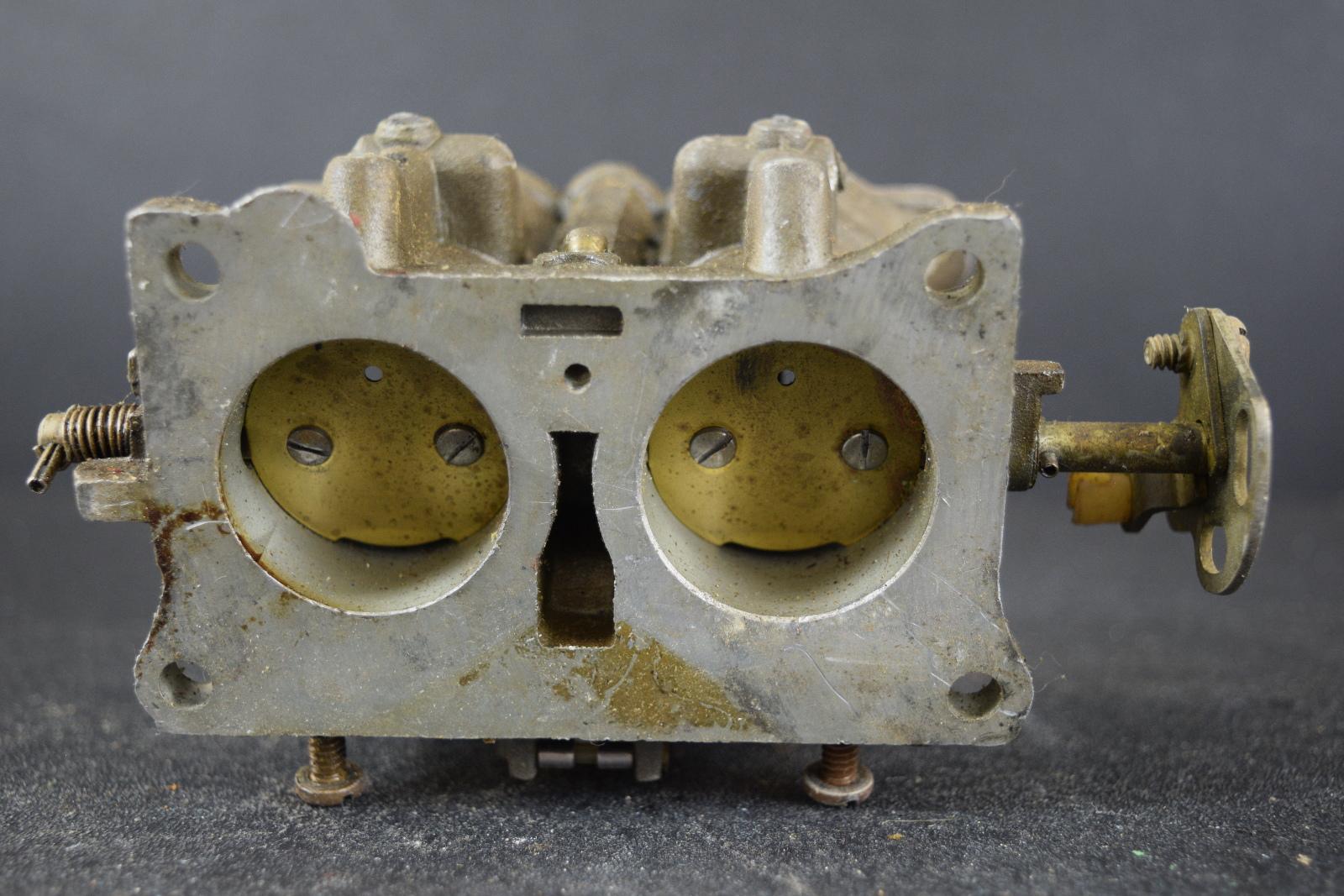 REBUILT! 1983 Johnson Evinrude Middle Carburetor 393172 C#327763 90 HP V4