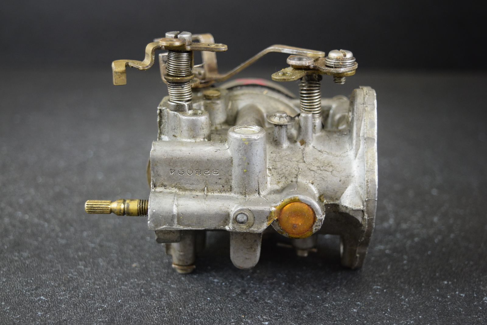 REBUILT! 1982-1983 Johnson Evinrude Carburetor 393130 393017 C# 328094 25 HP
