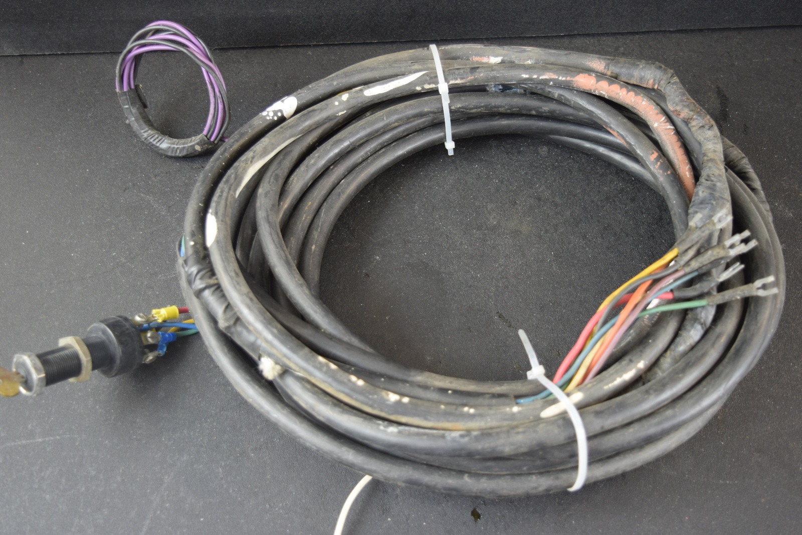 External Wiring Harness Library Allison 1000 Chrysler Early Force W Keyswitch