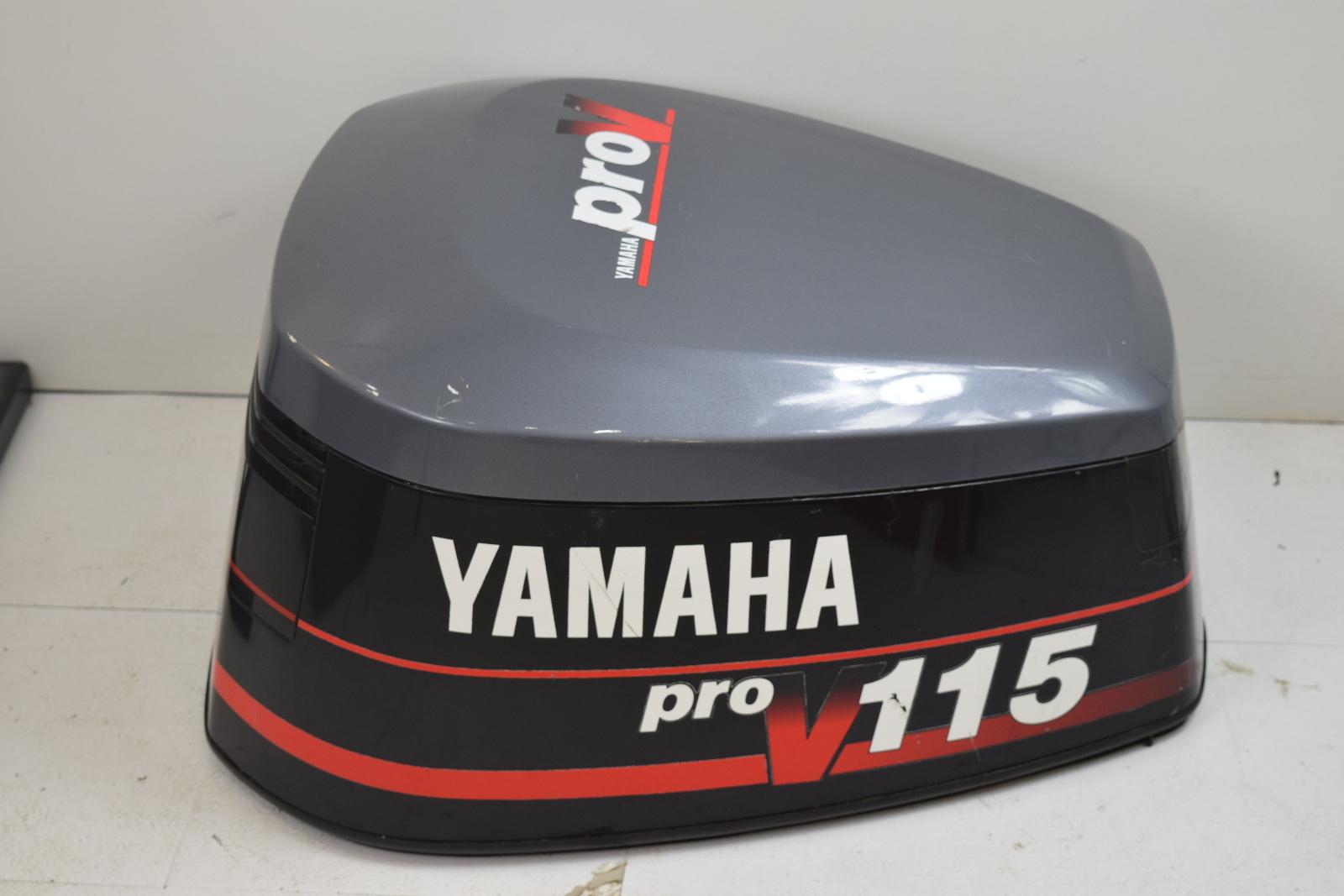 1990-1993 Yamaha Top Cowling Hood Cover 6N6-42610-70-EK 115 HP V4