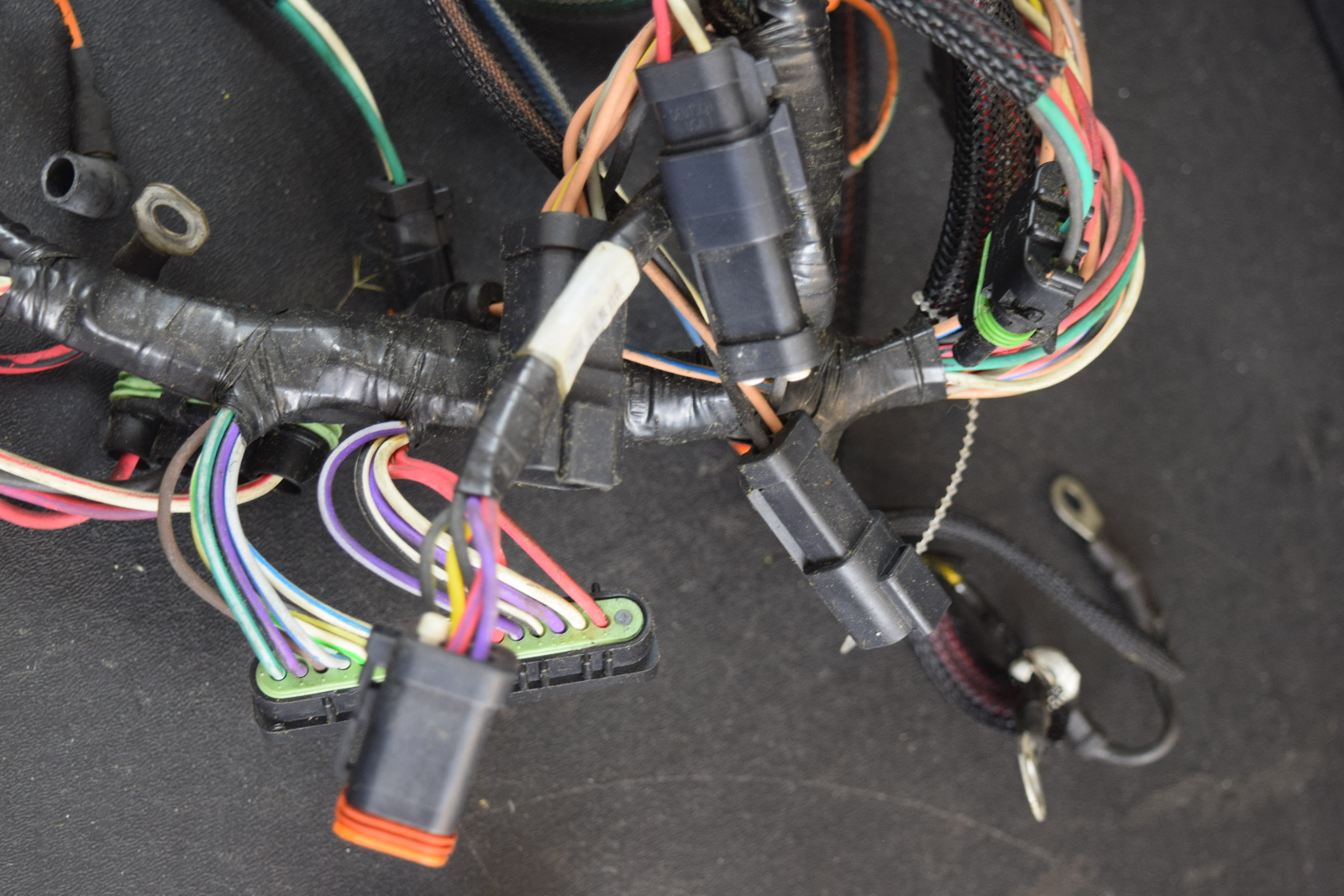 1998-1999 Johnson Evinrude Motor Cable Engine Harness ...