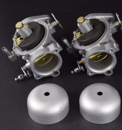 F589061-3 TC106A TC107A Force 1989-1994 Carburetor Set 120 HP Inline 4 REBUILT!