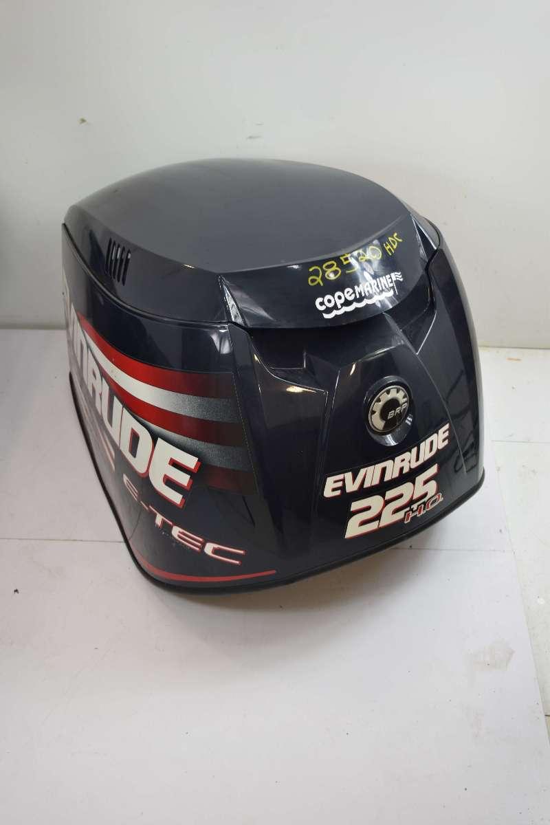 2004-08 Evinrude ETEC HO Hood Cowling Cover 285652 200 225 250 300 HP 3 3 &  3 4L