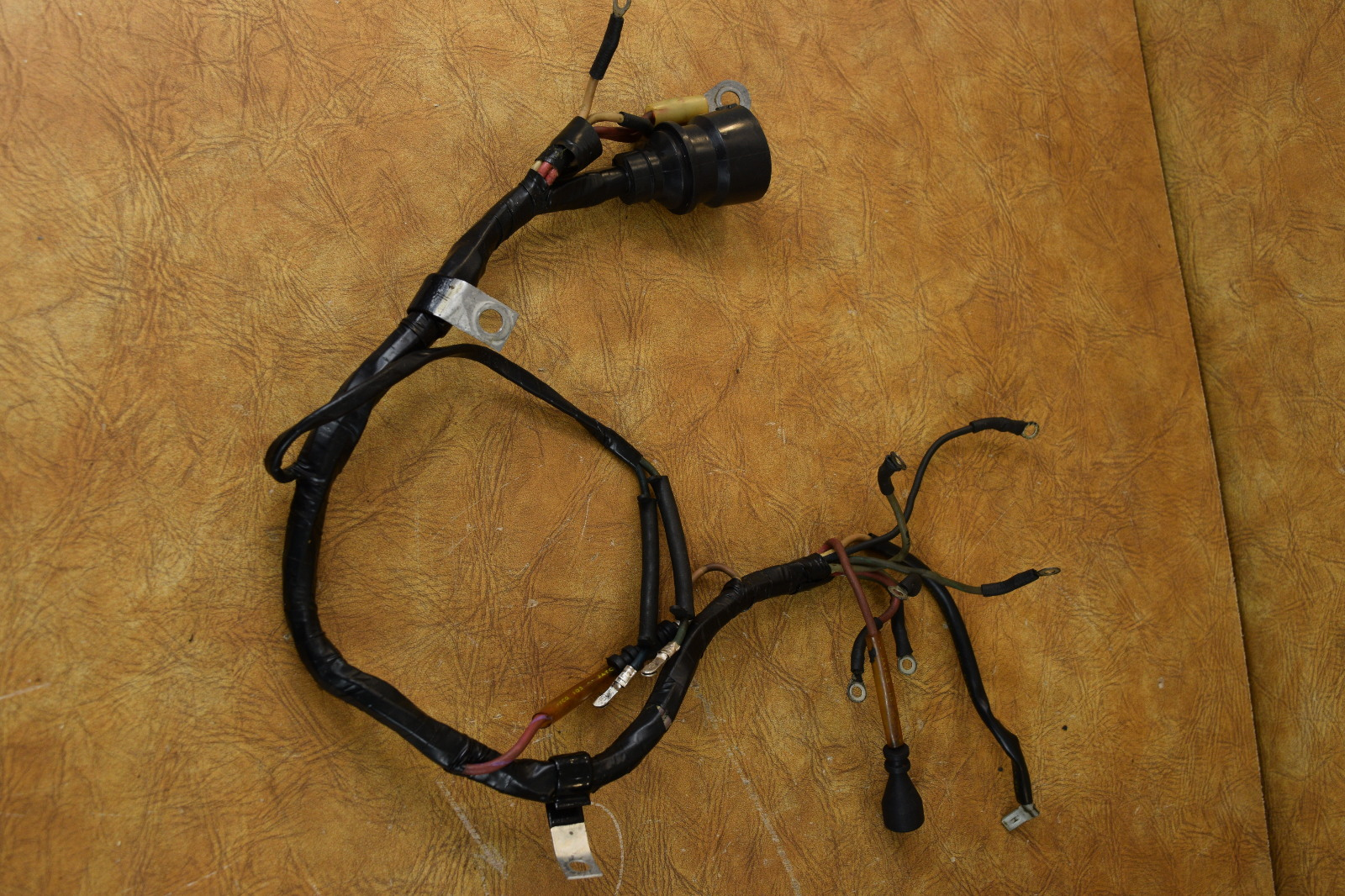 Evinrude Wiring Harness Trusted Diagrams Shorelander 1970 1971 Johnson 384050 0384050 60 Hp Ford