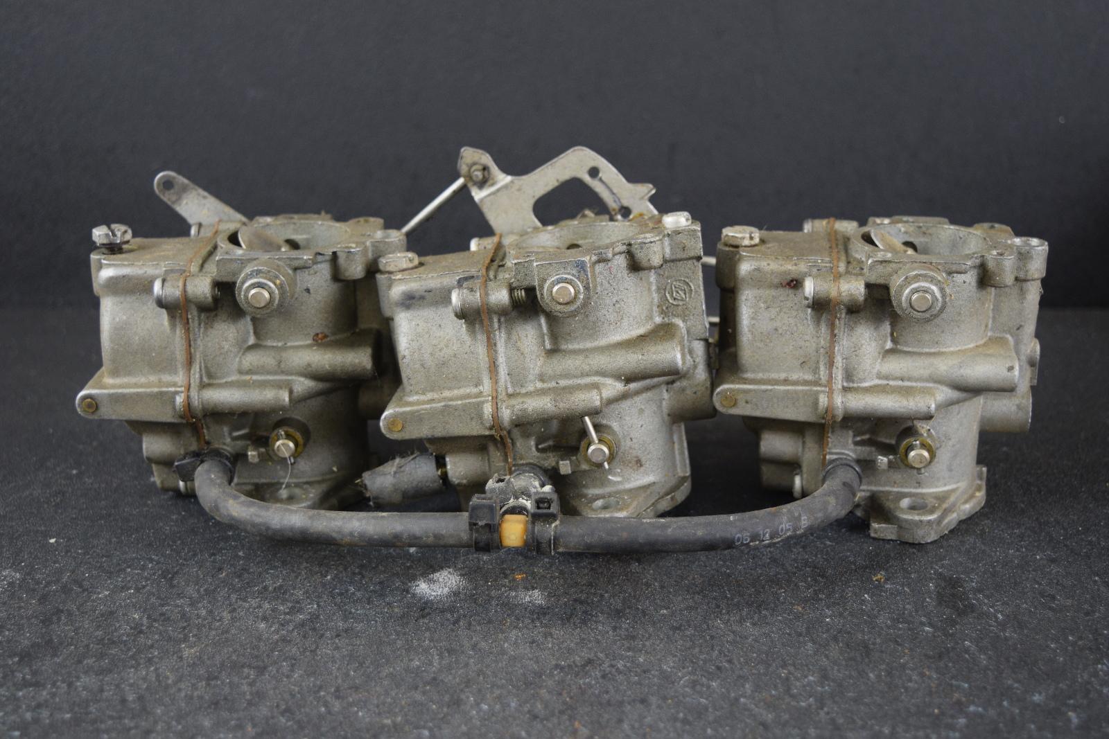 1973 Johnson 65 Hp Carburetor