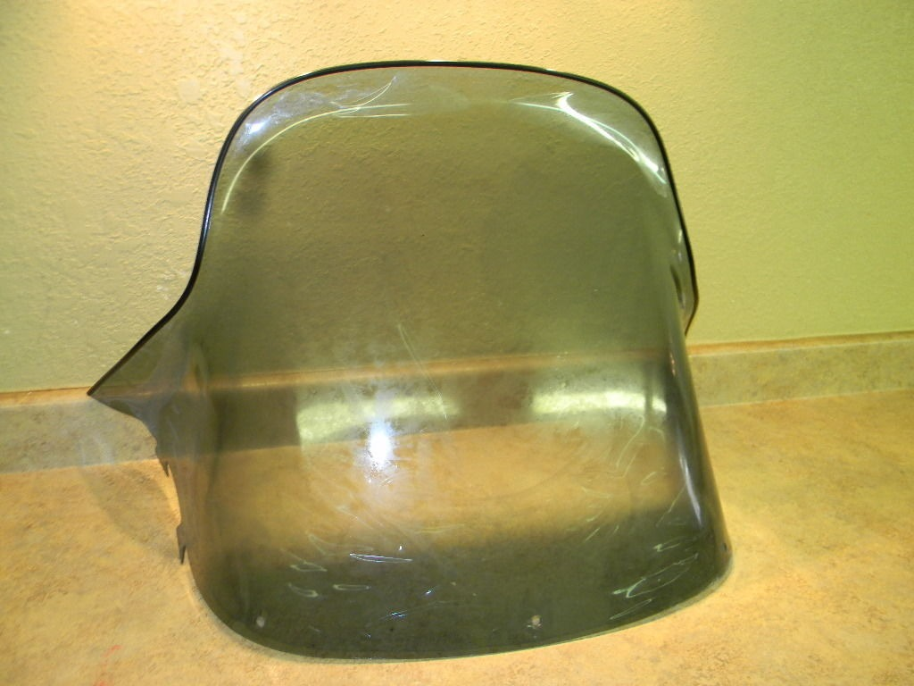 NEW OLD STOCK! Sno Stuff Replacement Windshield 450-226 Polaris Tinted