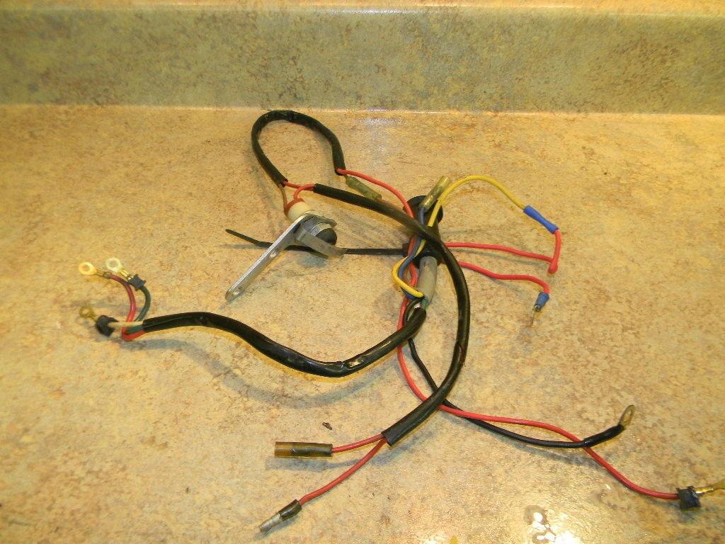 Brilliant Mid 70S Yamaha Mariner Internal Wiring Harness Assembly 55 Hp Wiring Database Gramgelartorg