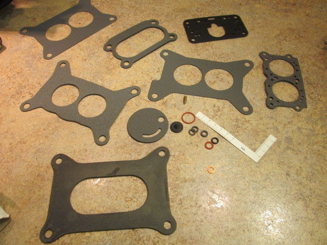 NEW Sierra Carburetor Kit 18-7246 Replaces OMC 987438 987440 987485